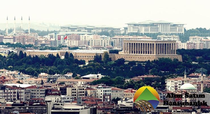 Ankara'da konut projeleri